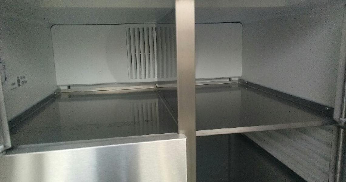 Casier réfrigéré 27cm largeur x 19cm hauteur x 52 cm profondeur